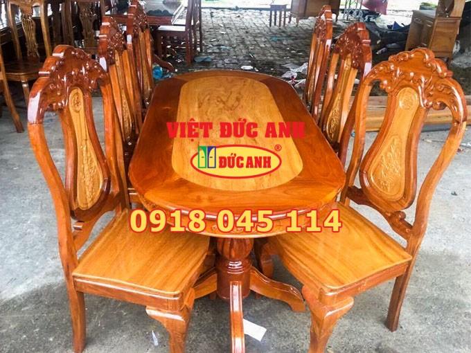 Bàn ghế gỗ 11
