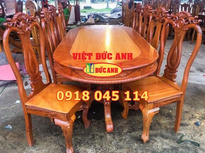 Bàn ghế gỗ 15