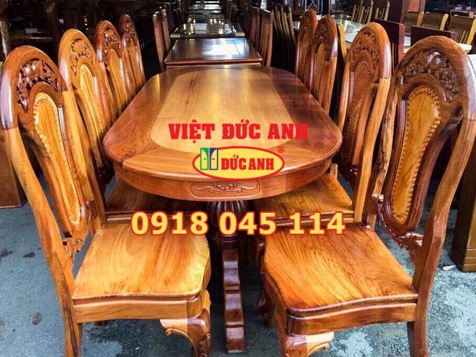 Bàn ghế gỗ 16