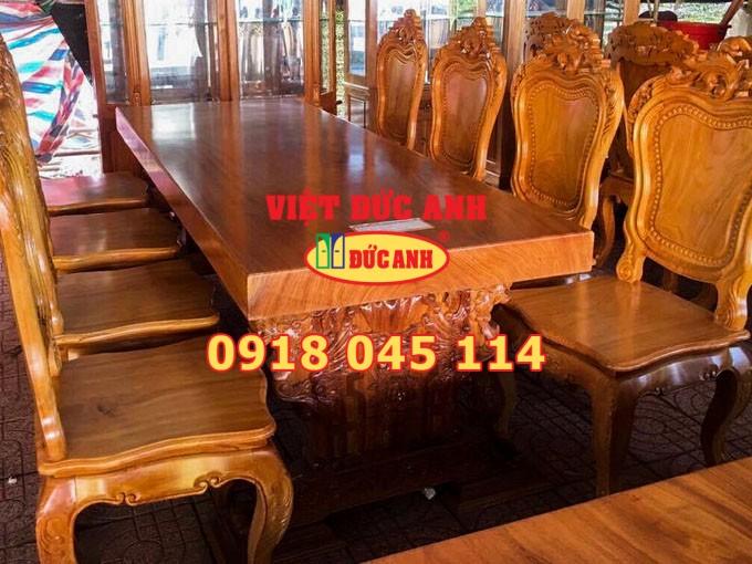 Bàn ghế gỗ 27