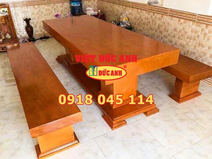 Bàn ghế gỗ 36