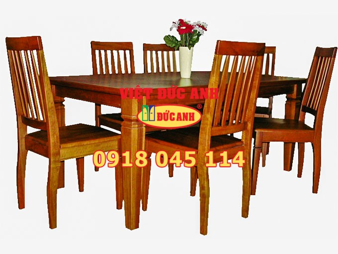 Bàn ghế gỗ 34