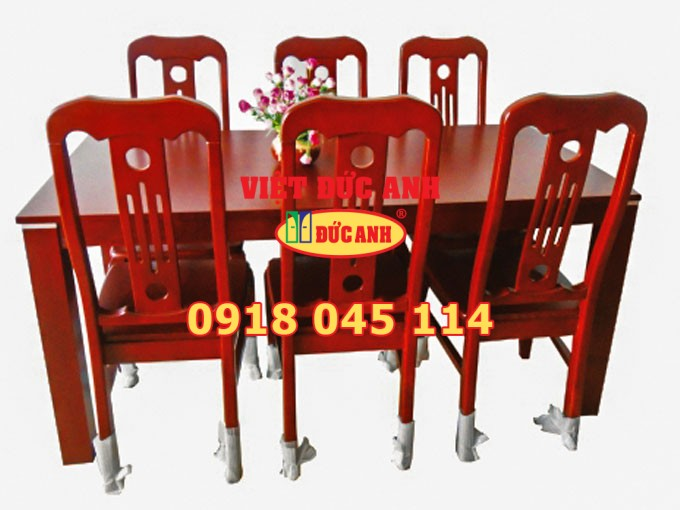 Bàn ghế gỗ 35