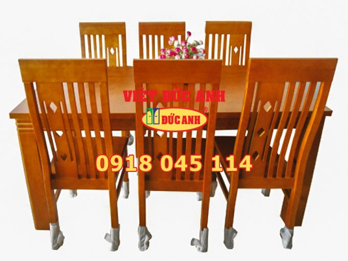 Bàn ghế gỗ 37