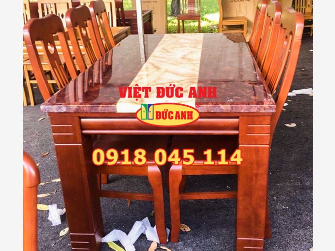Bàn ghế gỗ 55