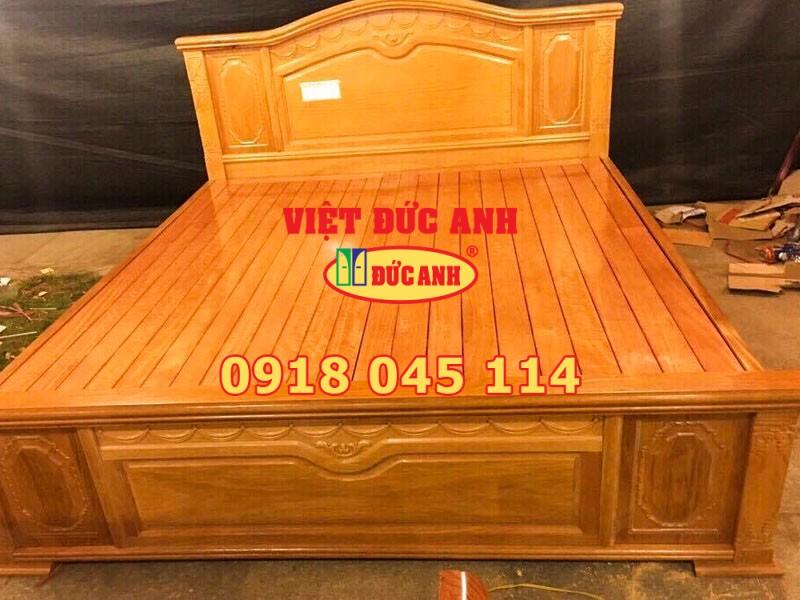 Giường gỗ 10