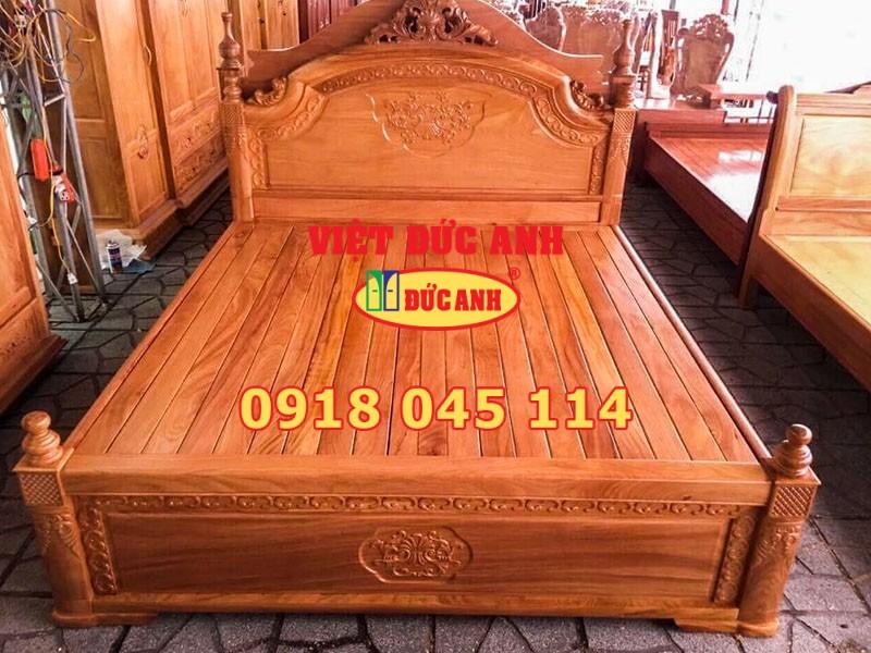 Giường gỗ 13