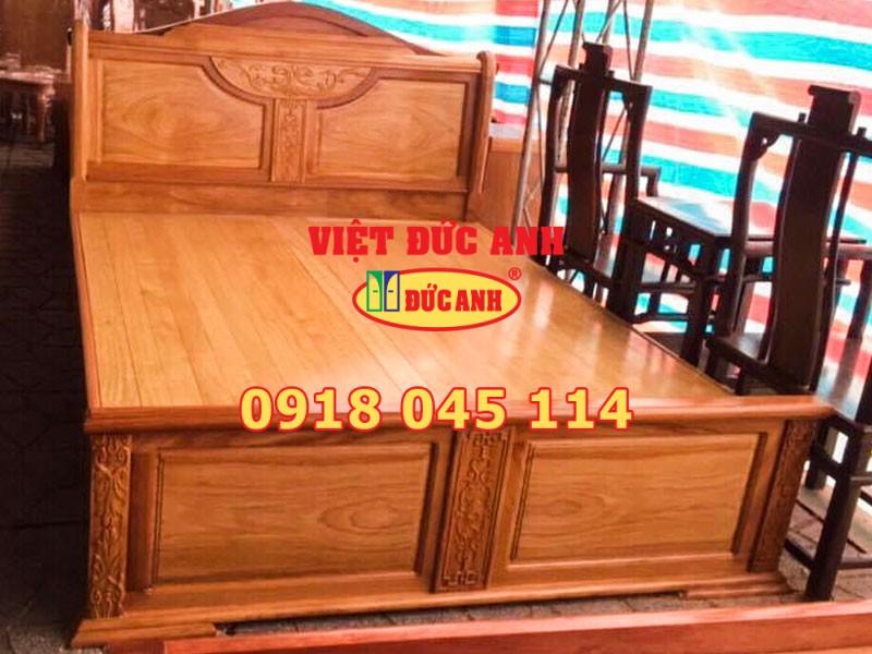 Giường gỗ 19