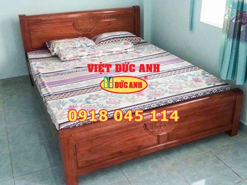 Giường gỗ 28