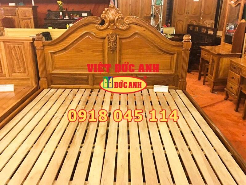 Giường gỗ 3