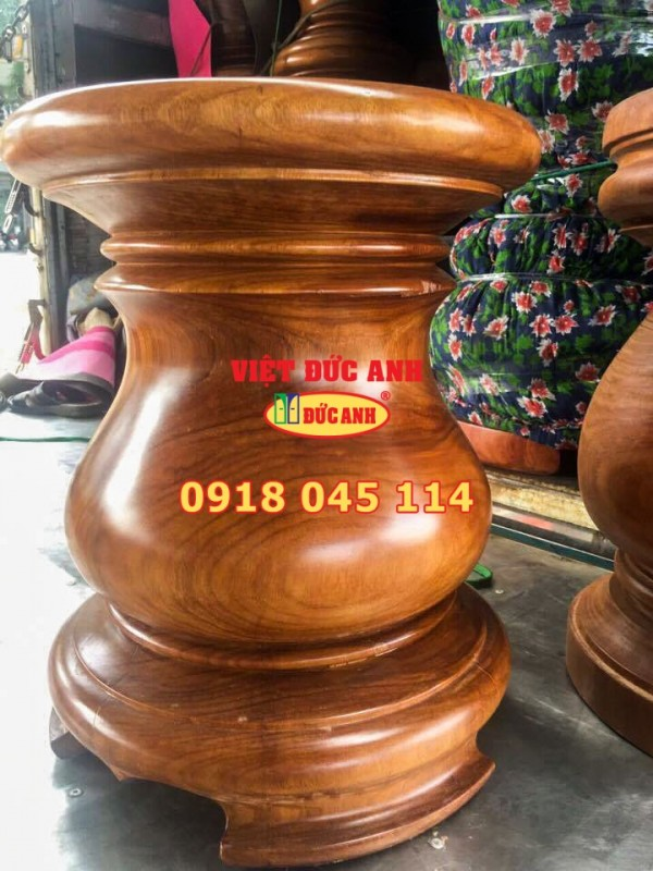 Ghế đôn gỗ 22