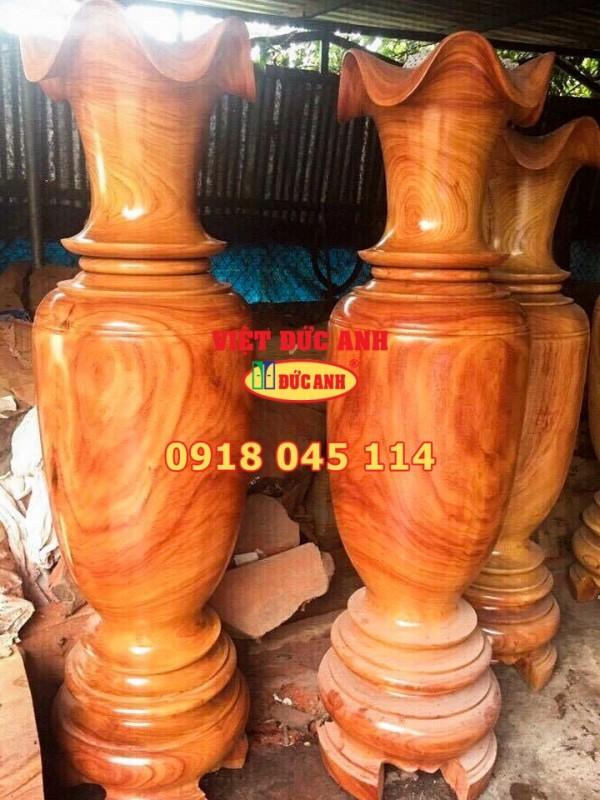 Lục bình gỗ 8