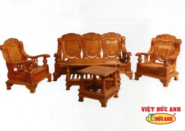 Salon gỗ 48