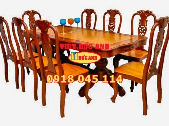 Bàn ghế gỗ 14